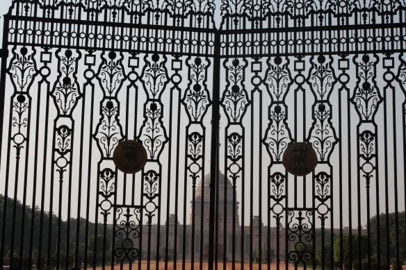 The Presidential Palace (Rashtrapati Bhawan)