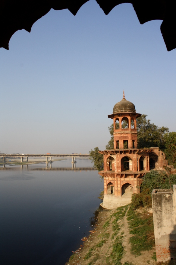 The Yamuna River
